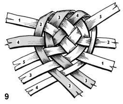 Плетем лапти из газетных трубочек (2) (254x214, 36Kb)