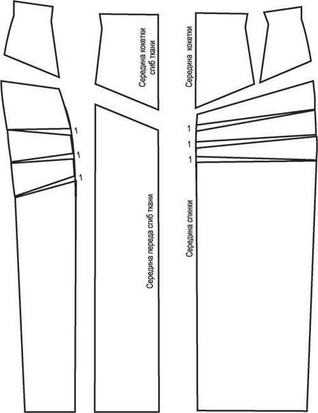 Как сшить юбку ярусами ledimairu