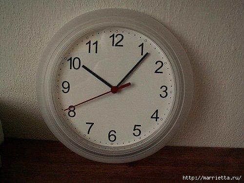 плетение-часы из газетных трубочек (7) (500x375, 115Kb)