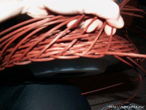 плетение-часы из газетных трубочек (11) (500x375, 142Kb)