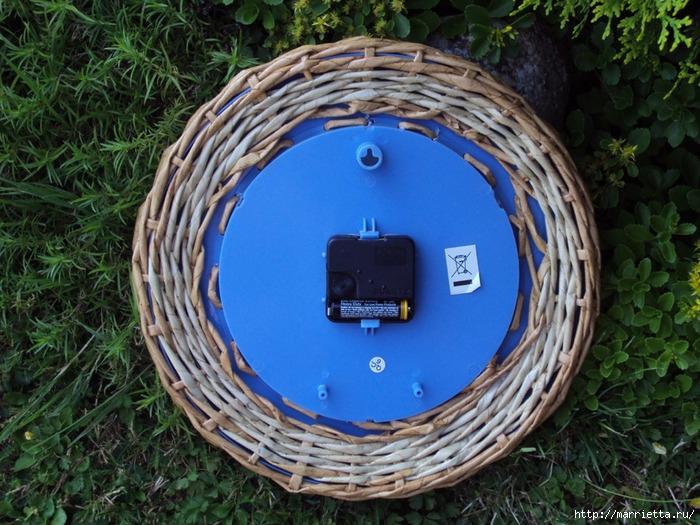 плетение-часы из газетных трубочек (15) (700x525, 440Kb)