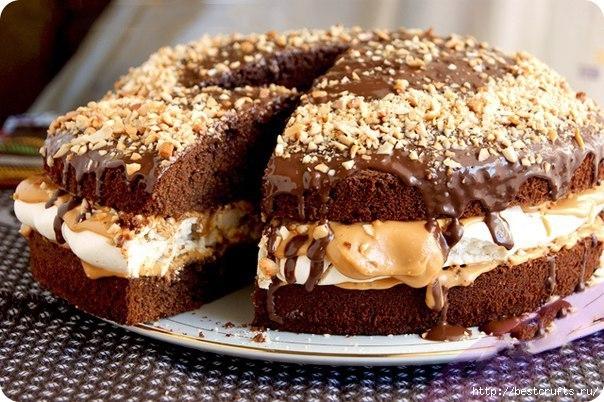 торт сникерс (1) (604x402, 218Kb)