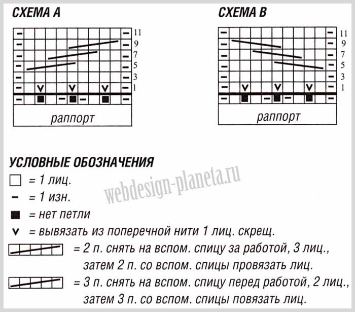 zhenskij-zhaket-spitsami-s-uzorom-iz-kos-shemy (700x615, 230Kb)