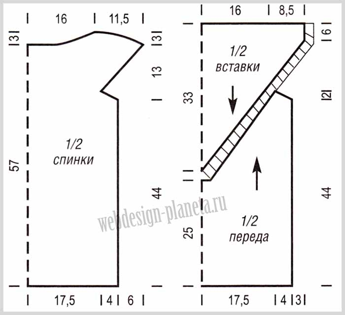 zhenskij-top-spitsami-s-neobychnoj-vstavkoj-vykrojka (700x638, 140Kb)
