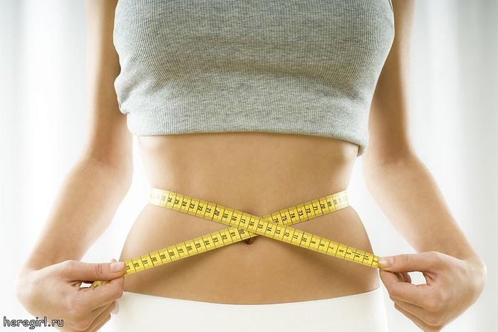 что такое правильное питание для похудения меню