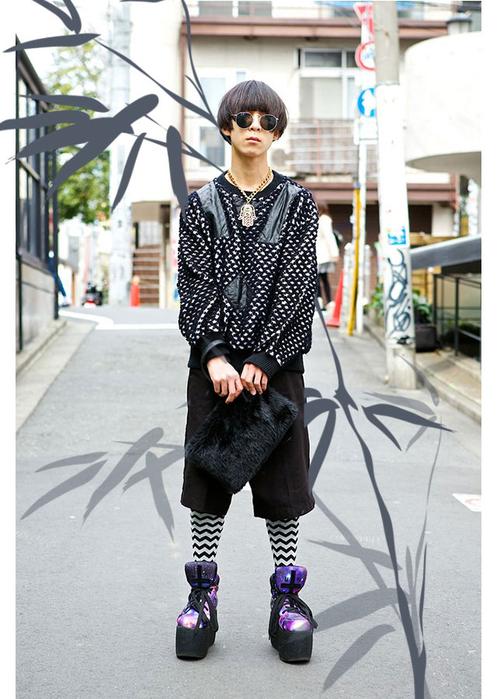 современная японская мода фото 9 (497x700, 343Kb)
