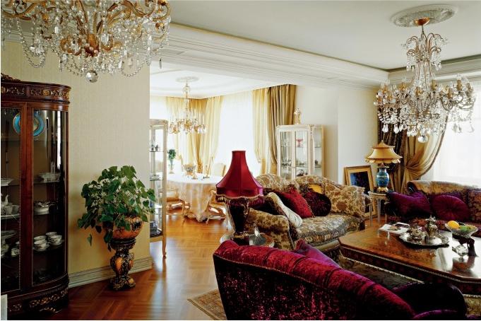 дизайн дома в классическом стиле, классика интерьер фото, дизайн интерьера классика, дизайн интерьера классика дизайнер, /3978851_01 (681x454, 279Kb)