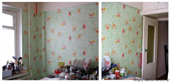 Роспись стен на кухне своими руками (1) (600x293, 90Kb)