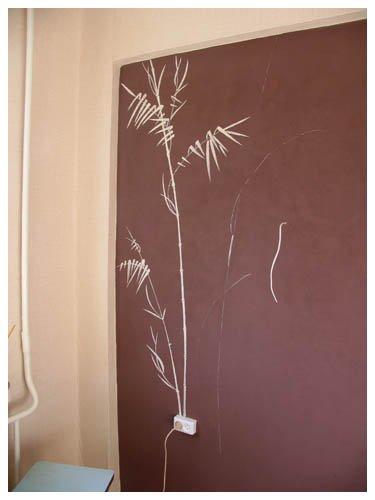 Роспись стен на кухне своими руками (7) (375x500, 75Kb)