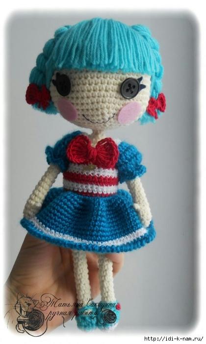 Хьюго Пьюго рукоделие, http://idi-k-nam.ru/, схема вязания куклы крючком. как связать куклу крючком,