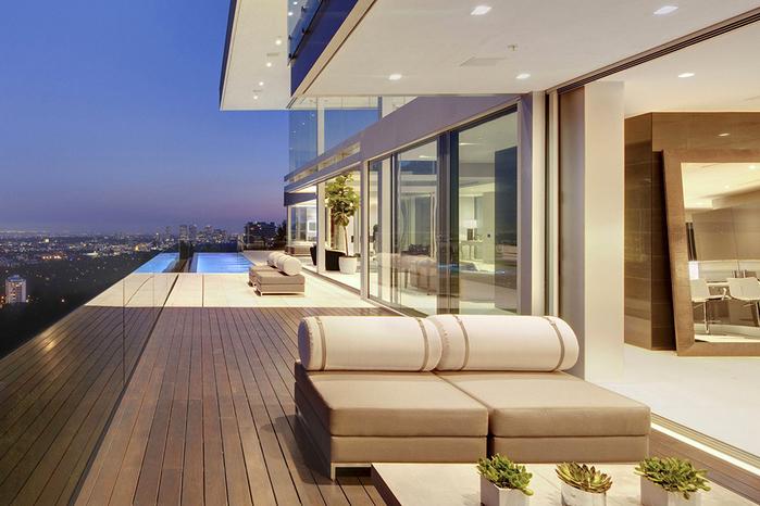 роскошный дом в голливуде фото 2 (700x466, 355Kb)