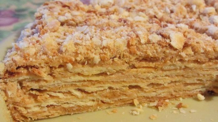 Рецепт торта наполеон самый вкусный
