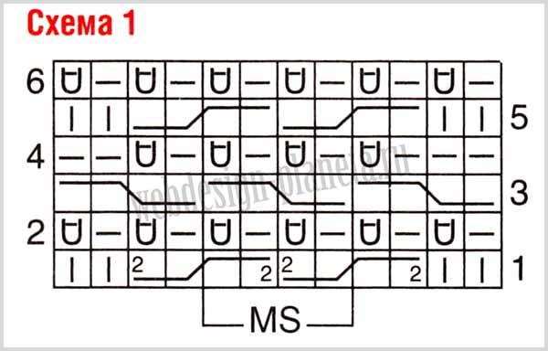 korichnevyj-pulover-spitsami-s-kosami-i-sumka-opisanie-shema-1 (600x384, 49Kb)