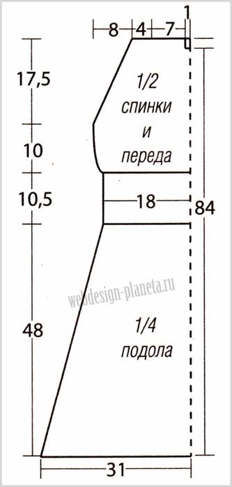 legkoe-zhenskoe-plate-kryuchkom-i-spitsami-vykrojka (333x700, 101Kb)