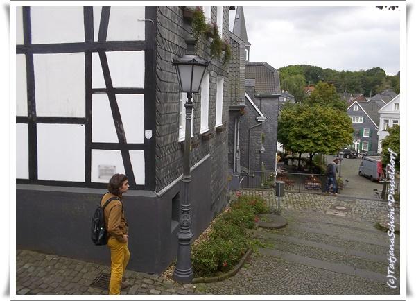 Gräfrath - Грефрат (район Золингена), фото-репортаж