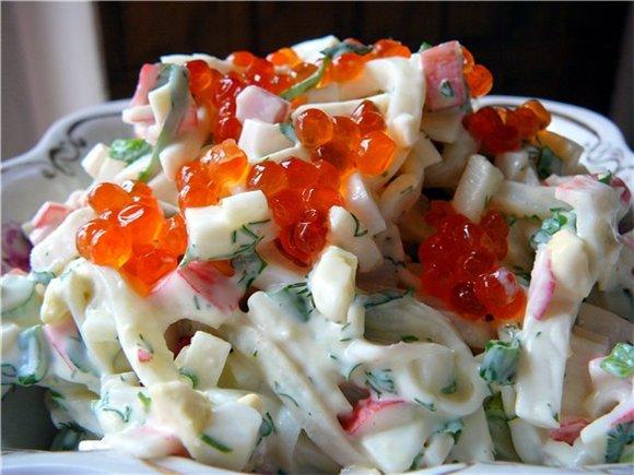 Польза, выбор и подготовка кальмаров для приготовления салатов (1) (580x435, 239Kb)