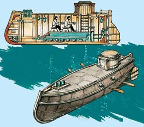 памятники первой подводной лодке в зеленогорске