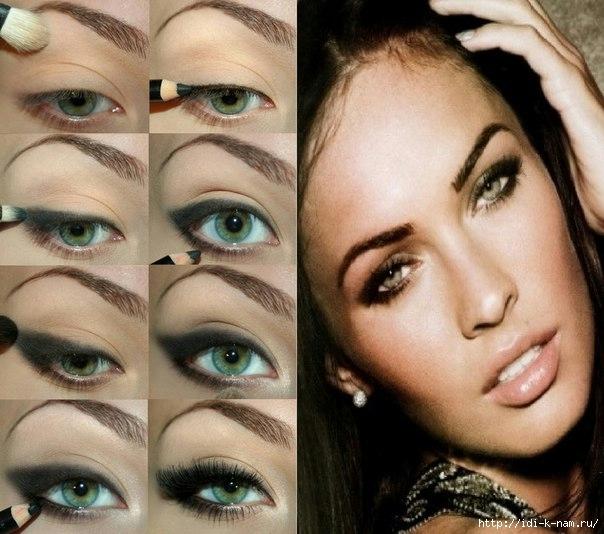 )как нарисовать красивые стрелки на глазах, рисуем стрелки на глазах, как правильно подвести глаза, какие бывают стрелки на глазах, кому идут подводка глаз, как сделать стрелки на глазах,