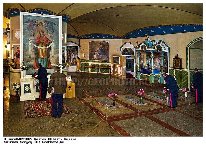 Храм Донских Казаков внутри (700x502, 554Kb)