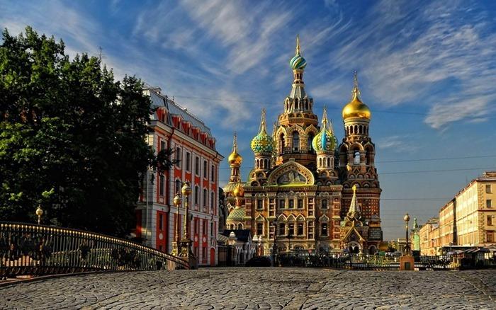 Топ 10. Самые мистические места Санкт Петербурга