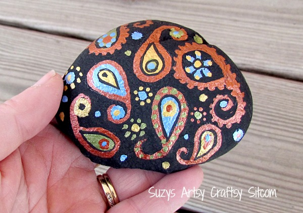 paisley-painted-stones12 (600x421, 301Kb)
