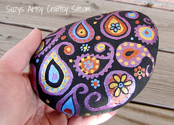 paisley-painted-stones18 (600x430, 343Kb)