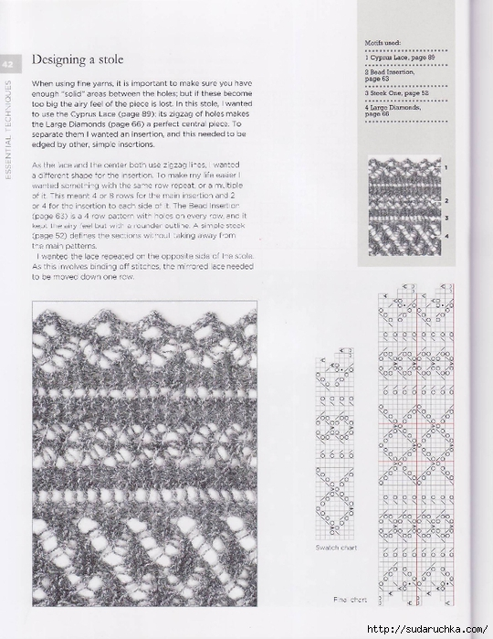 The Magic of Shetland Lace Knitting_43 (540x700, 296Kb)