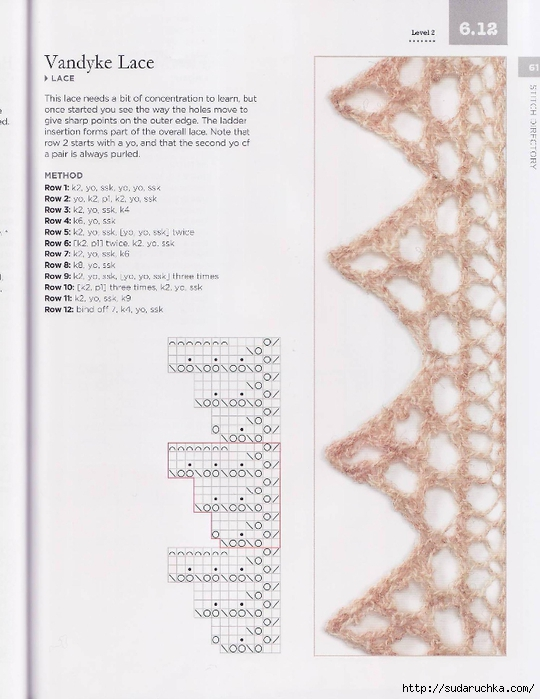 The Magic of Shetland Lace Knitting_62 (540x700, 229Kb)
