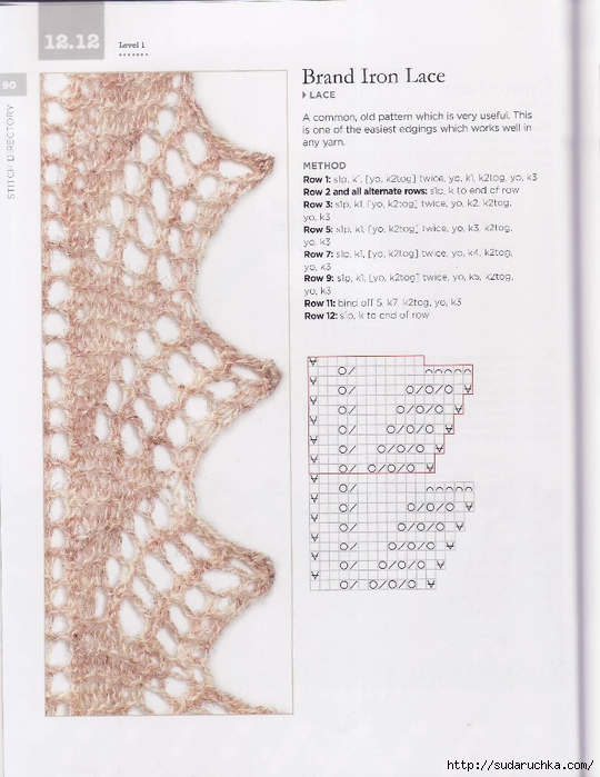 The Magic of Shetland Lace Knitting_91 (540x700, 250Kb)