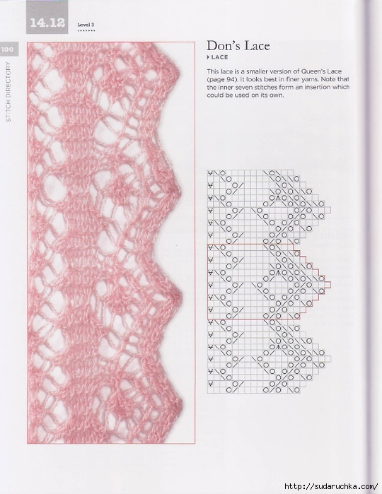 The Magic of Shetland Lace Knitting_101 (540x700, 250Kb)