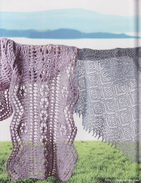 The Magic of Shetland Lace Knitting_123 (540x700, 425Kb)