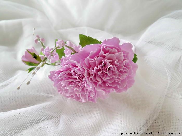 Розовый веночек умен (700x525, 246Kb)