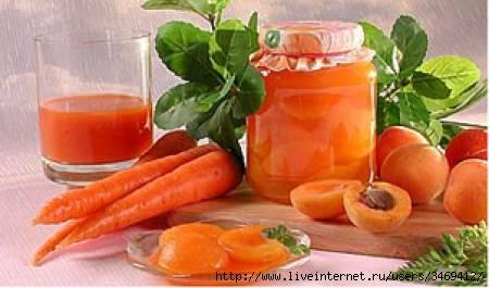 морковный сок (450x265, 71Kb)