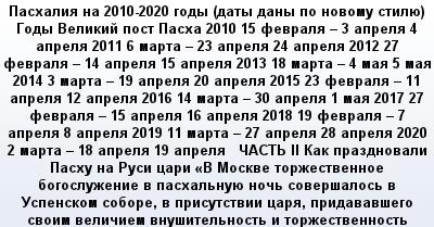 mail_73408376_Pashalia-na-2010-2020-gody---daty-dany-po-novomu-stilue---Gody---Velikij-post---Pasha---2010---15-fevrala---3-aprela---4-aprela---2011---6-marta---23-aprela---24-aprela---2012---27-fevr (400x209, 27Kb)