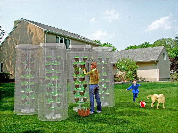 Как сделать парник из пластиковых бутылок своими руками в домашних условиях 54