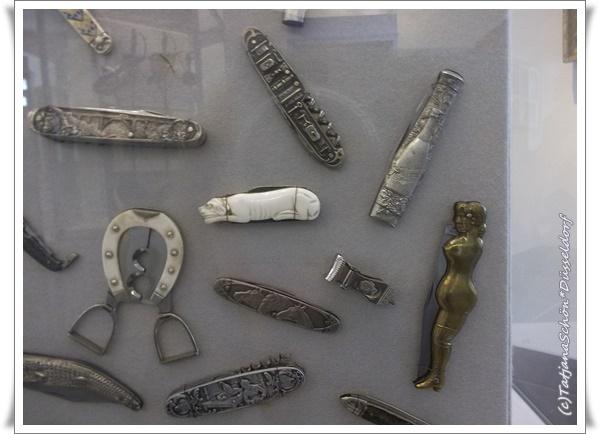 В золингенском музее Клинков