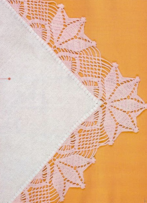 钩针:布与钩针之转角 - maomao - 我随心动