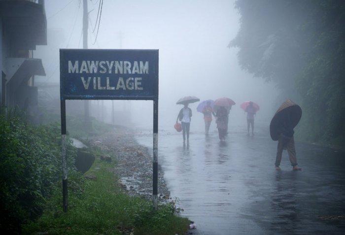деревня Мегхалая индия 4 (700x477, 153Kb)