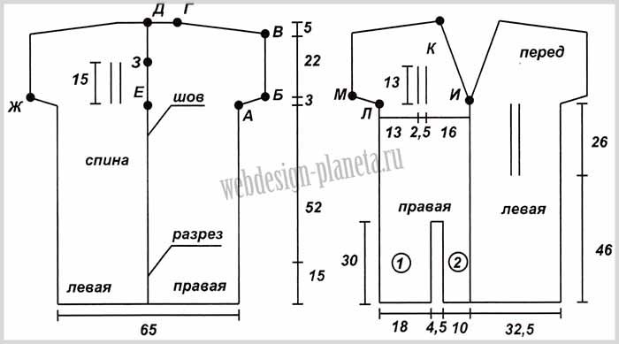 vyazanoe-palto-spitsami-s-korotkimi-rukavami-vykrojka (700x389, 94Kb)