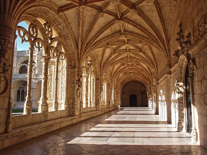 Монастырь Баталья португалия фото 7 (700x525, 498Kb)