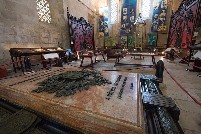 Монастырь Баталья португалия фото 9 (640x427, 320Kb)