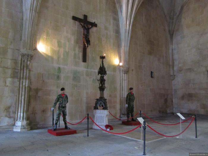 Монастырь Баталья португалия фото 15 (700x525, 347Kb)