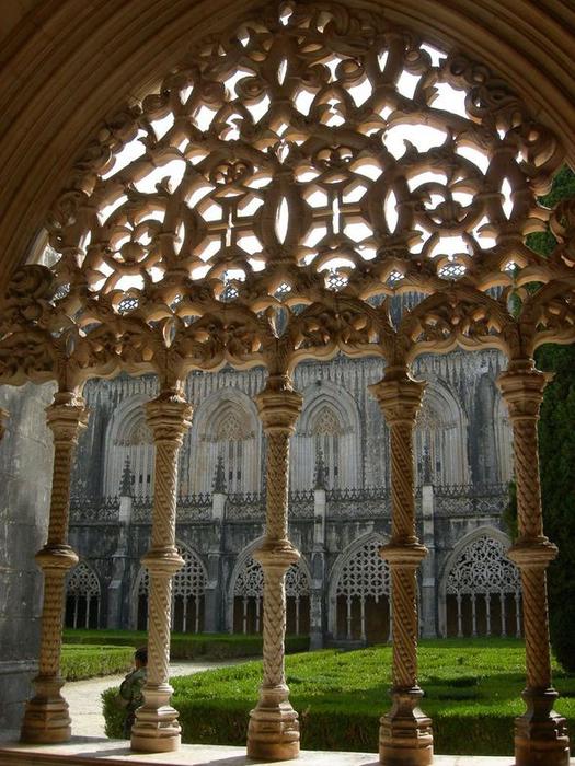 Монастырь Баталья португалия фото 16 (525x700, 440Kb)