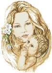 Превью Lanarte 93101 Мать и дитя (390x540, 225Kb)
