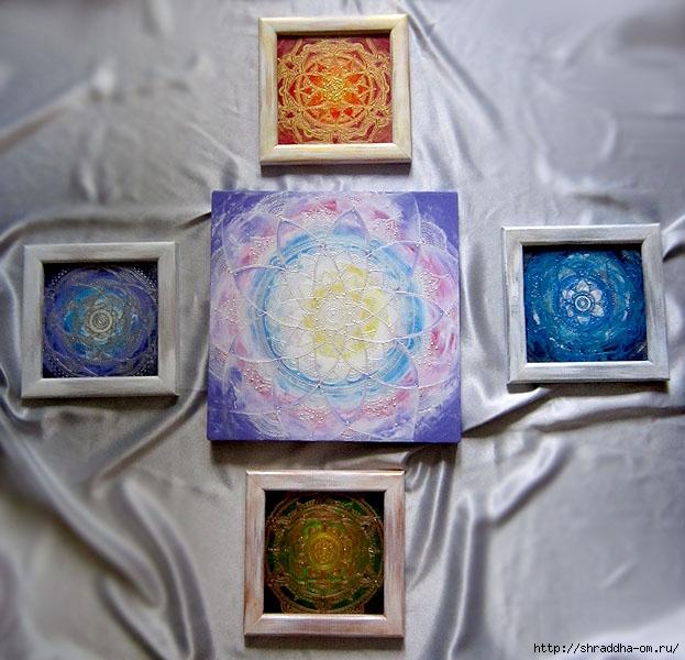 Пять Элементов, автор Shraddha (1) (623x600, 227Kb)