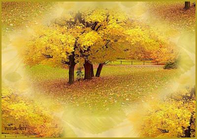 Осень-золотая (400x282, 261Kb)