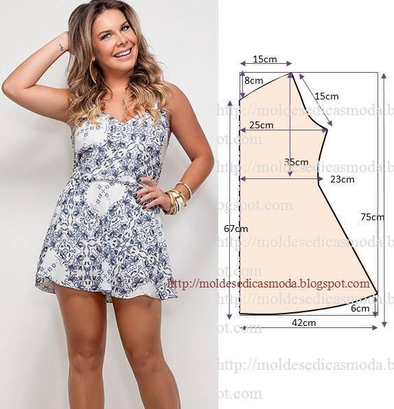 платье выкройка17 (574x596, 233Kb)