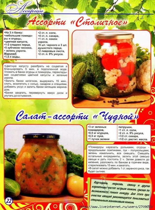 Рецепты заготовки помидор в зиму