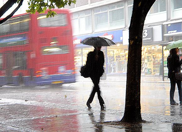Бриллиантовый дождь