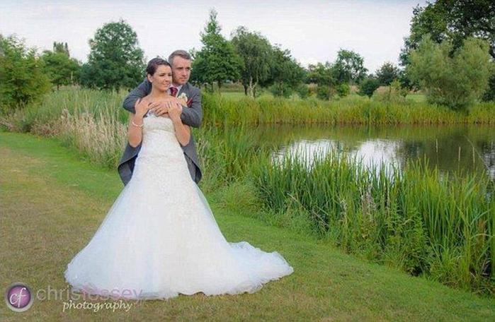 Жених и невеста похудели на 60 кг